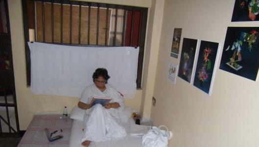 Di selku inilah aku berkomunikasi ruh dengan Hendra, korban mutilasi.