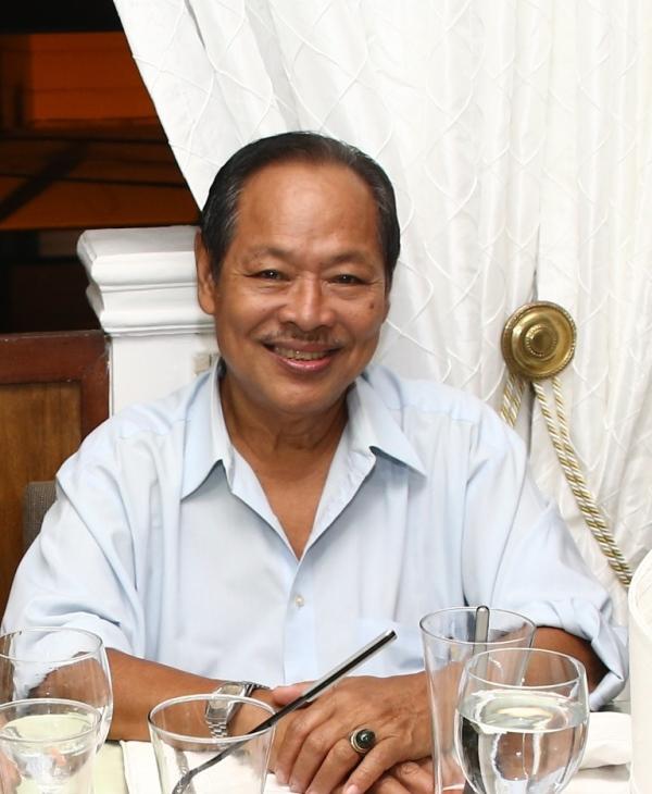 Pak Rudy Ketua Rt Kami