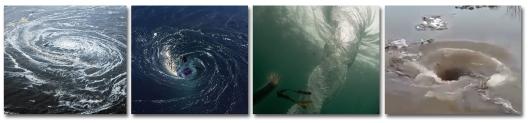 misteri pusaran di laut