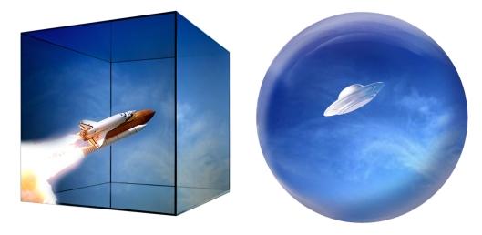 pesawat - piring terbang