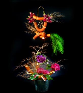 Rangkaian Bunga Eden (6)